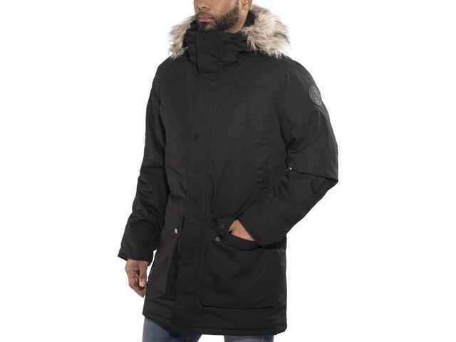 North Bend Nordic Parka Homme, black